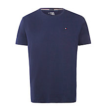 Buy Tommy Hilfiger Ronan Crew Neck T-Shirt, Navy Online at johnlewis.com