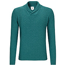 Buy Kin by John Lewis Chunky Shawl Neck Jumper Online at johnlewis.com