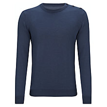 Buy Kin by John Lewis Merino Blend Button Jumper Online at johnlewis.com
