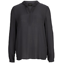 Buy Selected Femme Blouse, Black Online at johnlewis.com