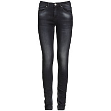 "Buy Five Units Penelope Skinny Jeans 34"", Space Blue Online at johnlewis.com"