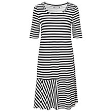 Buy Weekend by MaxMara Dindi Stripe Dress, Ultramarine Online at johnlewis.com