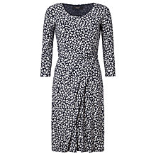 Buy Weekend by MaxMara Print Dress, Black Online at johnlewis.com