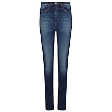 Buy Weekend by MaxMara Sacha High Rise Jeans, Midnight Blue Online at johnlewis.com
