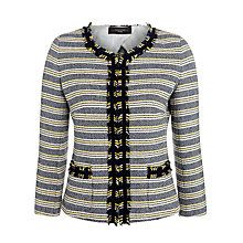 Buy Weekend by Maxmara Tweed Jacket, Multi Online at johnlewis.com