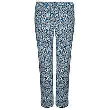 Buy Weekend by MaxMara Breda Trousers, Ultramarine Online at johnlewis.com