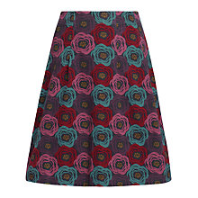 Buy Seasalt Coppersmith Skirt, Winter Rose Coal Online at johnlewis.com