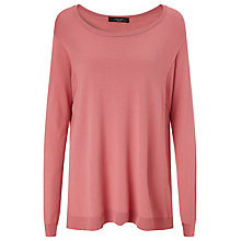 Buy Weekend by MaxMara Jumper, Dark Pink Online at johnlewis.com