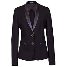 Buy Betty Barclay Two Button Jacket, Black Online at johnlewis.com
