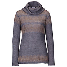 Buy Betty Barclay Sparkle Pattern Jumper, Grey Online at johnlewis.com