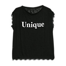 Buy Mango Linen T-Shirt, Black Online at johnlewis.com