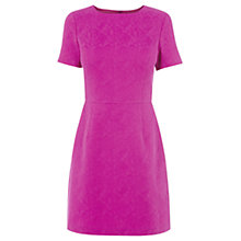 Buy Oasis Ruby Dress, Pale Pink Online at johnlewis.com