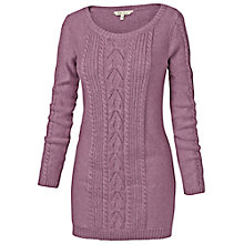 Buy Fat Face Cove Cable Tunic Online at johnlewis.com