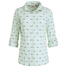 Buy Seasalt Larissa Shirt, Kissing Choughs Bass Online at johnlewis.com