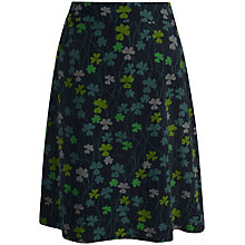Buy Seasalt Killingley Skirt, Lucky Clover Squid Ink Online at johnlewis.com