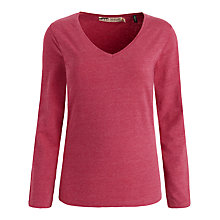 Buy Seasalt Meadow Top, Cranberry Online at johnlewis.com