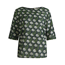 Buy Seasalt Stonechat Top, Wild Garlic Light Fin Online at johnlewis.com