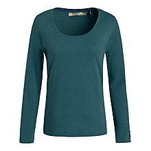 Buy Seasalt Thrifty Top, Peacock Online at johnlewis.com