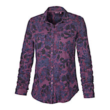 Buy Fat Face Forget Me Not Shirt, Amethyst Online at johnlewis.com