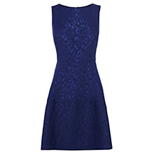 Buy Coast Eveleen Dress, Blue Online at johnlewis.com