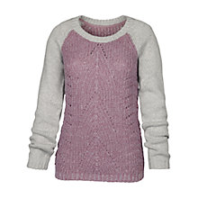 Buy Fat Face Chloe Cable Jumper Online at johnlewis.com