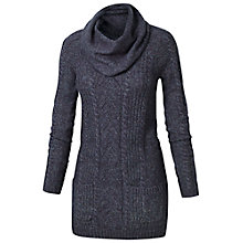 Buy Fat Face Alana Snood Tunic Online at johnlewis.com