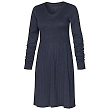 Buy Fat Face Carrie Knit Dress Online at johnlewis.com