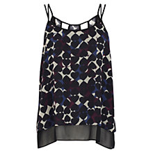 Buy Coast Reegan Heart Cami Top, Multi Online at johnlewis.com