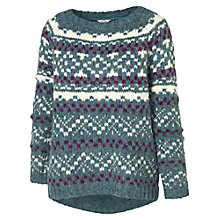 Buy Fat Face Sophie Fairisle Jumper Online at johnlewis.com