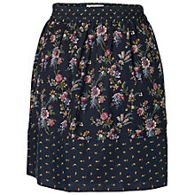 Buy Fat Face Gypsy Skirt, Phantom Online at johnlewis.com