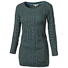 Buy Fat Face Alana Tunic Jumper Online at johnlewis.com