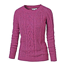 Buy Fat Face Ayla Pointelle Jumper Online at johnlewis.com