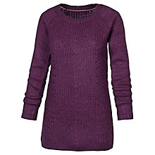 Buy Fat Face Chloe Cable Tunic Dress Online at johnlewis.com