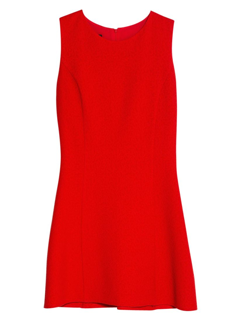 mango textured floral-pattern dress bright red, mango, textured, floral-pattern, dress, bright, red, 10|8|14, clearance, womenswear offers, womens dresses offers, women, inactive womenswear, new reductions, womens dresses, special offers, 1723701