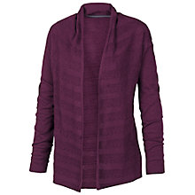 Buy Fat Face Lizzie Lace Cardigan, Amethyst Online at johnlewis.com