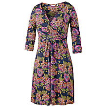 Buy Fat Face Cross Stitch Dress, Multi Online at johnlewis.com