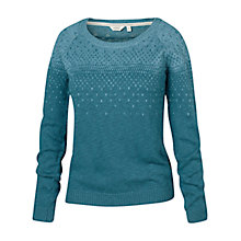 Buy Fat Face Florrie Speckle Jumper Online at johnlewis.com
