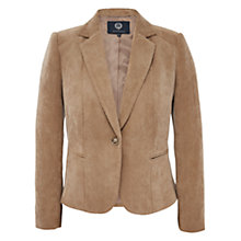 Buy Viyella Cord Jacket, Camel Online at johnlewis.com