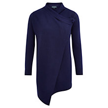 Buy Viyella Buckle Detailed Cardigan, Ultraviolet Online at johnlewis.com