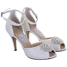 Buy Hassall for Rainbow Primrose Sandals, Ivory Online at johnlewis.com