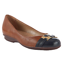 Buy John Lewis Designed for Comfort Chateux Leather Pumps Online at johnlewis.com