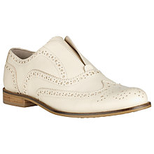 Buy Collection WEEKEND by John Lewis Strasbourg Slip-On Leather Brogues Online at johnlewis.com