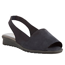 Buy John Lewis Designed for Comfort Conure Nubuck Sandals Online at johnlewis.com