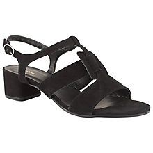 Buy John Lewis Maria Strappy Block Heel Sandals Online at johnlewis.com