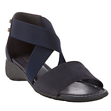 Buy John Lewis Designed for Comfort Starling Leather Sandals Online at johnlewis.com