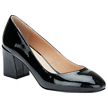 Buy John Lewis Alana Court Shoes, Black Online at johnlewis.com
