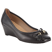 Buy John Lewis Modena Leather Court Shoes Online at johnlewis.com