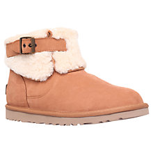 Buy Ugg Jocelin Nubuck Buckle Detail Ankle Boots Online at johnlewis.com