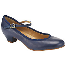 Buy John Lewis Raleigh Mary Jane Leather Court Shoes Online at johnlewis.com