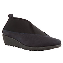 Buy John Lewis Designed for Comfort Sparrow Nubuck Court Shoes Online at johnlewis.com